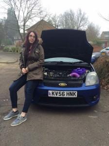 Kates Car 2